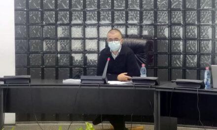 "Primarul Ştefan Ilie, despre drumul ""Dobrogea Expres"""
