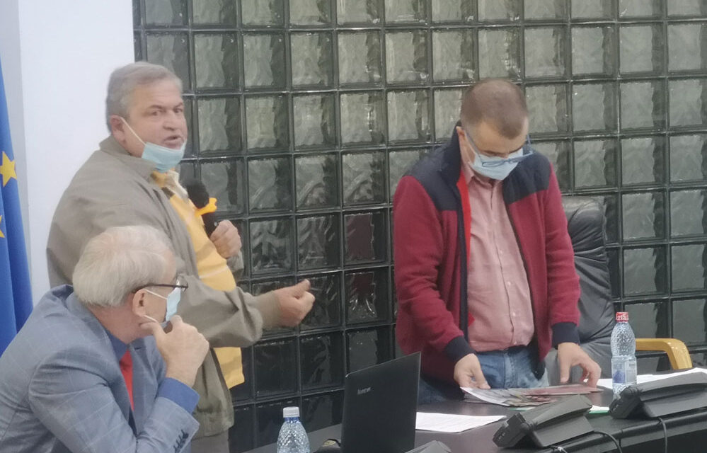 Primarul Ştefan Ilie, despre inventarul municipiului