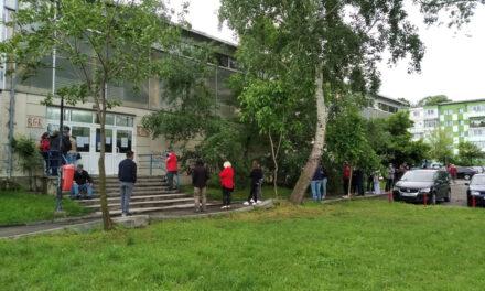 Se redeschide centrul de vaccinare de la Sala de Sport Pohariu