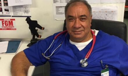 """Şeful Ambulanţei Tulcea, dr. Ali Kilo Salah: """"Oamenii au început să fie panicaţi de frica virusului"""""""