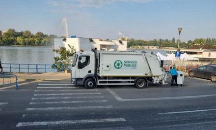 Serviciul de salubrizare al municipiului, externalizat