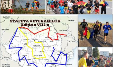 Ştafeta Veteranilor Invictus ajunge astăzi la Tulcea